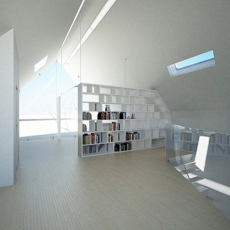 Prefabricated House Concept