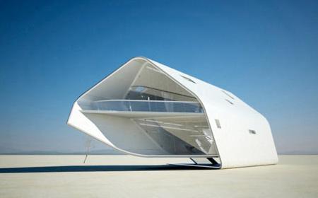 Christopher Daniel Prefabricated House Concept