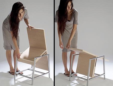 Aissa Logerot Coffee Table Chair