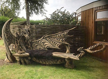 Game of Thrones Bench