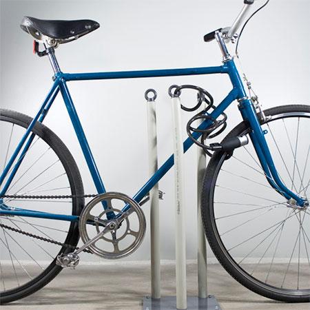 Flexible Bike Racks