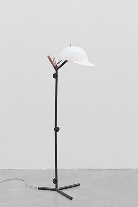 Mars Hwasung Yoo Hat Lamp
