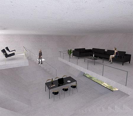 TNA Pyramid House Concept