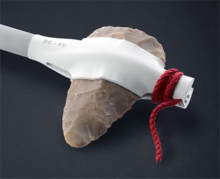 Ami Drach Dov Ganchrow Modern Stone Tools
