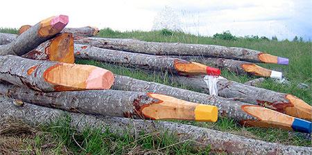 Tree Pencils