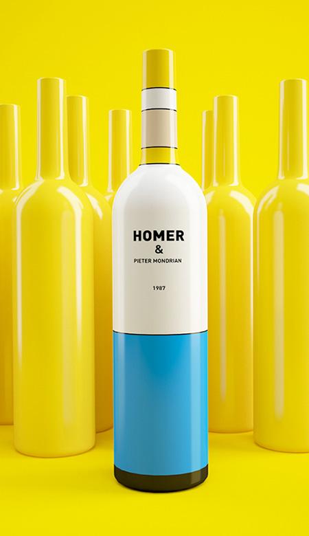 Constantin Bolimond Simpsons Wine