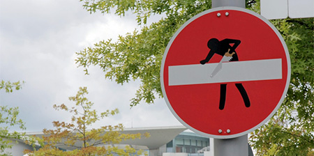 Traffic Signs Art