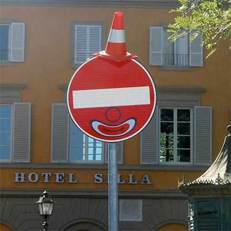 Street Signs Art