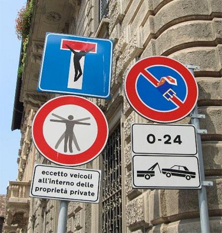 CLET Street Art