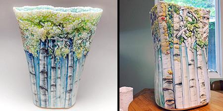 Tree Vases