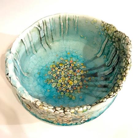 Porcelain Tree Vases