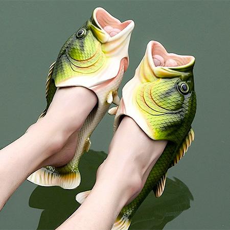 Fish Sandals