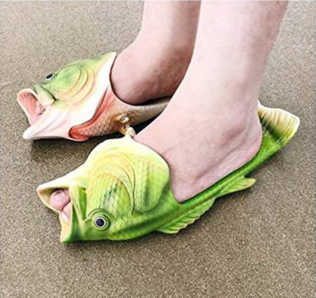 Zabring Fish Sandals