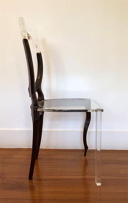 Fixed Broken Chair