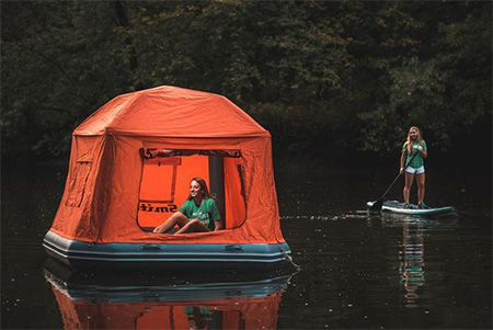 Raft Tent