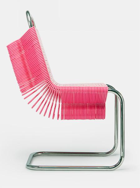Clothing Hanger Chair