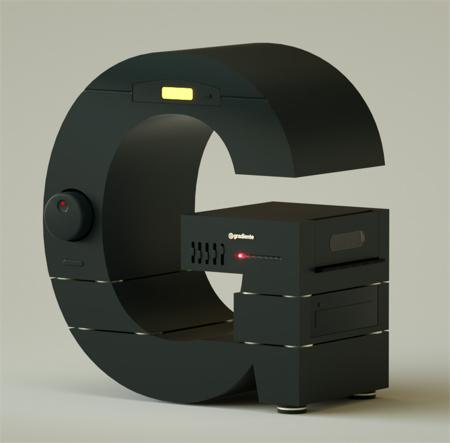 Typography Electronics
