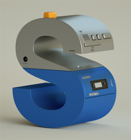 Vinicius Araujo Alphabet Shaped Electronics