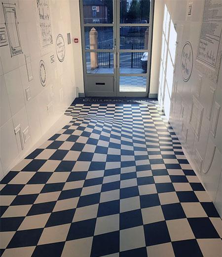 Vertigo Floor