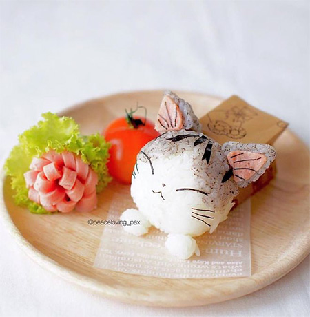 Peaceloving Pax Cute Foodies