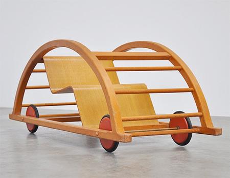 Hans Brockhage Rocking Car