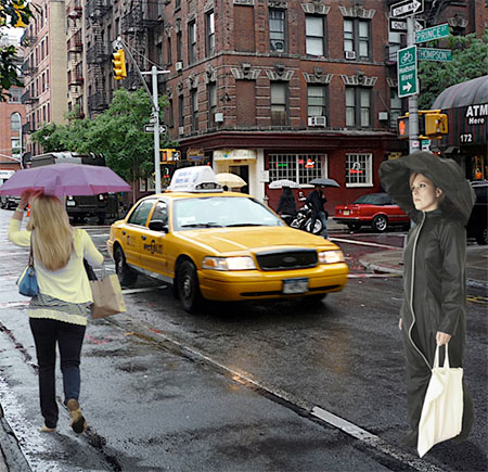 Umbrella Coat