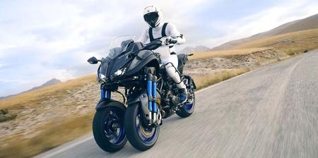 Three Wheeled Motorcycle