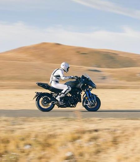 Yamaha NIKEN Motorcycle
