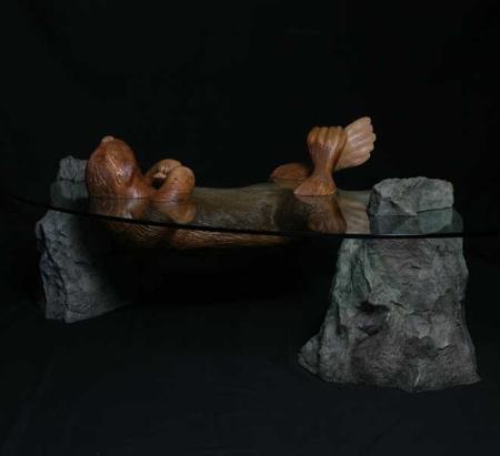 Derek Pearce Animals in Water Tables