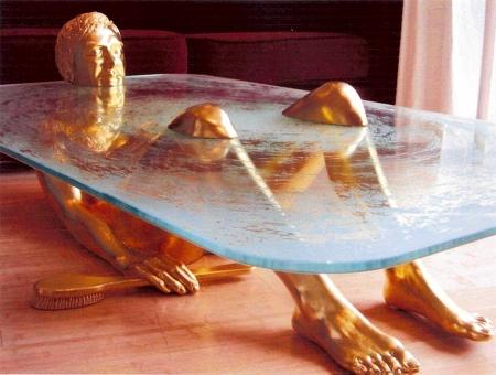 Derek Pearce Animals in Water Table