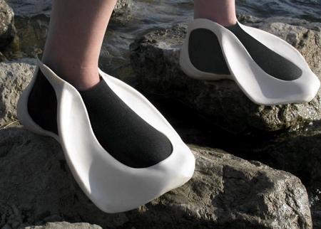 Duck Feet Shoes
