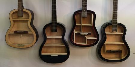 Guitar Shelves
