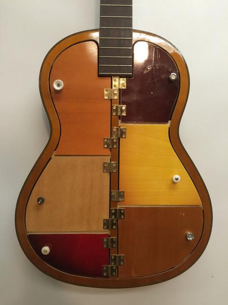 Acoustic Guitar Bookshelves
