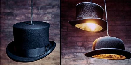 Top Hat Lamp