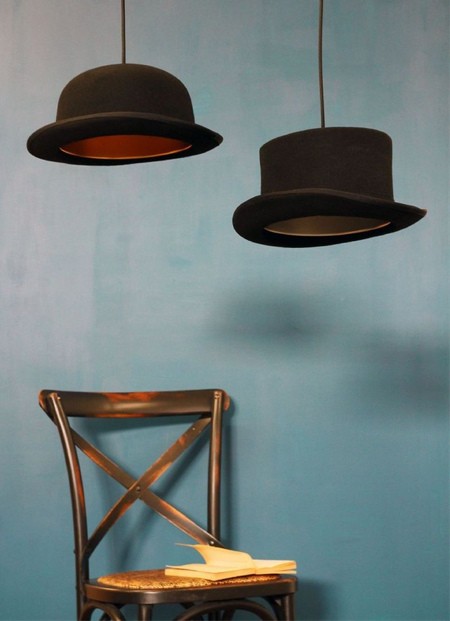 Jeeves Wooster Pendant Light