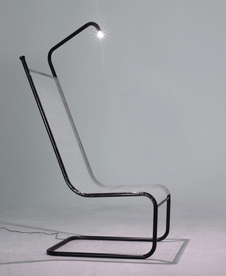 Reading Light Chair