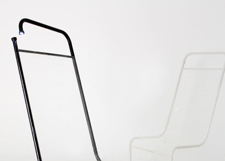 Giha Woo Reading Light Chair