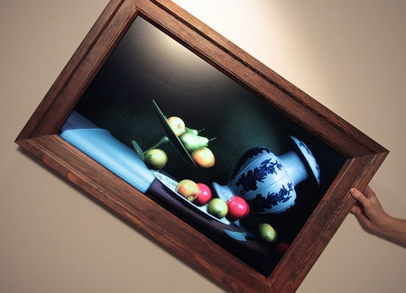 Scott Garner Interactive Painting