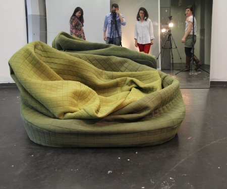 Hanna Ernsting Nest Couch