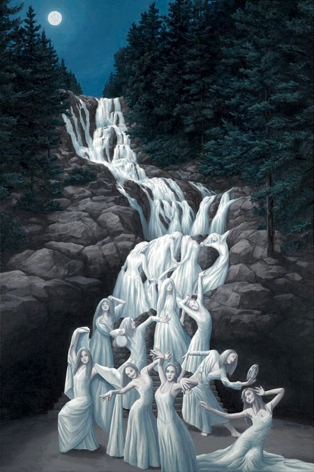 Canadian Painter Rob Gonsalves