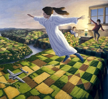 Painter Rob Gonsalves