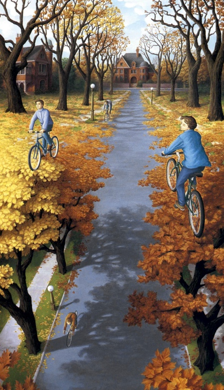 Rob Gonsalves Creative Painting