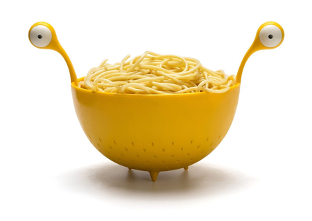 OTOTO Spaghetti Monster Colander
