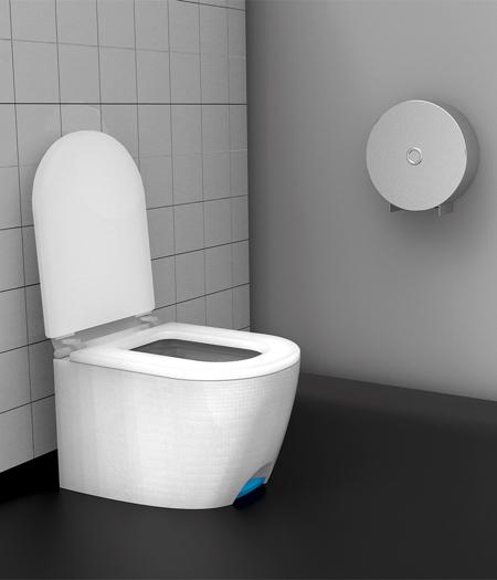 Step Toilet