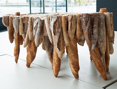 Bread Table