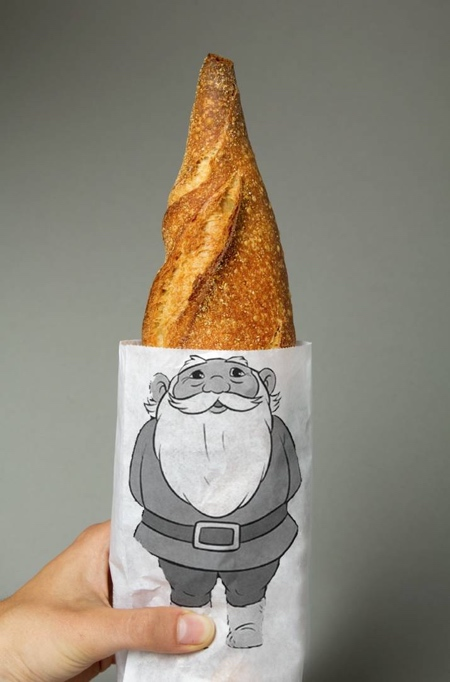 Bread Gnome Packaging
