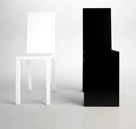 PUSH PULL Chair