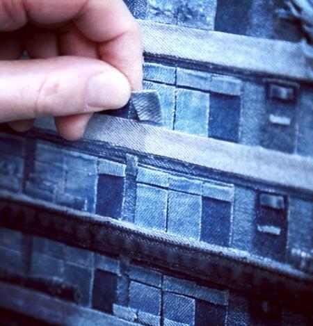 Ian Berry Jeans Art