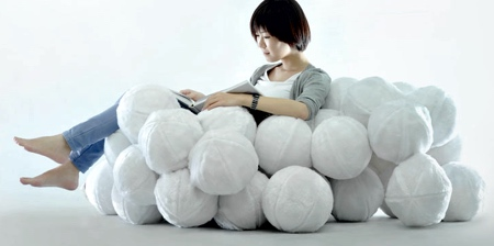 Cheng-Tsung Feng Cloud Sofa