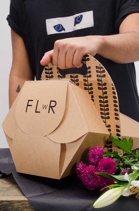 Flower Carrier